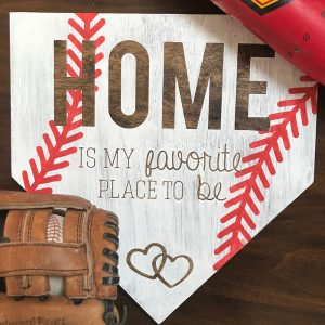 Home Is My Favorite Place To Be Project